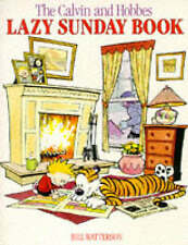 Lazy Sunday: A Collection of Sunday Calvin and Hobbes Cartoons by Bill...