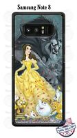 Disney Beauty and the Beast Belle Phone Case Cover For iPhone Samsung LG Google