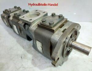 VOITH IPC 6 - 100 Innenzahnradpumpe IPC5 -50 Hydraulikpumpe IPR /3  3-Fach Pumpe