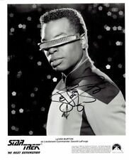 Star Trek Television Certified Original Autographs