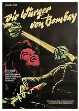 Die Würger von Bombay * 1960 * Abenteuer/Mystery * deutsch *  Guy Rolfe