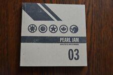 Pearl Jam Ten Club 2003 Tour Bootleg Companion Newsletter N21 Rare VGC, as new