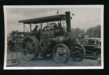 Traction Engine W&S #7294 Sheaf of Arrows at Andover Hampshire 1958 photo