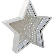 NEW STAR INFINITY MIRROR LIGHT SENSOR MOOD LED TUNNEL DESK LAMP RELAXING WALL