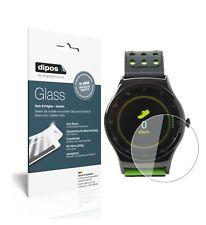 2x DENVER SW-450 Smartwatch Schutzfolie - Panzerfolie 9H Folie dipos Glass