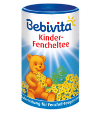 Bebivita Instant Fennel Tea for children 400g From 12 months JUST £3.99