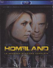 3 Blu-ray Box Cof «HOMELAND ~ CACCIA ALLA SPIA ~ SECONDA STAGIONE» completa 2012