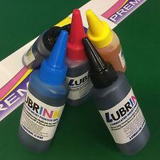 5 Dye Refill Ink Bottles (lubrink) Fits Canon Pixma Ts6150 Ts8150 Ts9150 TS 6150