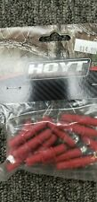 Hoyt CC Shock Rods Small Red 12 Pack 777294
