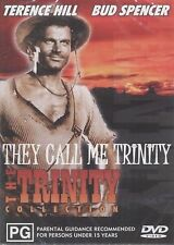 They Call Me Trinity - Region 2 Compatible DVD (UK seller!!!) Bud Spencer NEW
