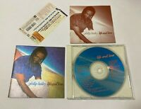 "PHILIP BAILEY Earth Wind & Fire CD ""Life And Love"" W/2 Bonus Tracks Japan OBI"