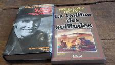 lot de 2 livres de Pierre Jakez Helias
