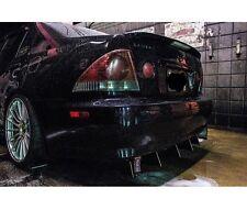 2001-2005 Lexus IS300 REAR BUMPER DIFFUSER ALUMINUM