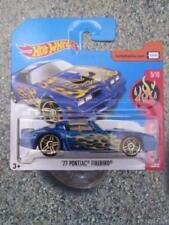 Voitures miniatures bleus pour Pontiac