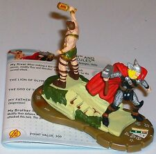 THOR AND HERCULES #059 #59 Chaos War Marvel Heroclix Chase Rare