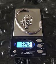 925 Sterling Silver Mismatch Jewelry Lot 52g Cuff Bracelet