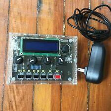 Mutable Instruments Shruthi MIDI synth wavetable, XOR. Analog filter. w/ power.