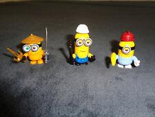 Die Minifiguren aus LEGO® Minions 75551 - The Rise of Gru - NEU!