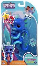 WowWee Fingerlings Interactive Baby Dragon Luna Purple Toy