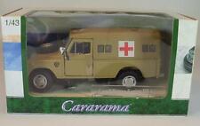 Hongwell / Cararama 1/43 Land Rover Series III 109 Rotes Kreuz OVP #2644