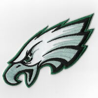 Philadelphia Eagles (a) Iron on Patch Embroidered Football Patches