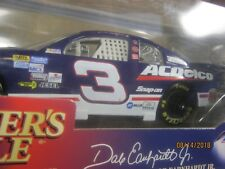 HASBRO WINNERS CIRCLE DALE EARNHARDT JR #3 1/24 DIE CAST COLLECTIBLE DELCO CHEVY