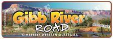 The Gibb River Road Pentecost River Crossing Bumper Sticker