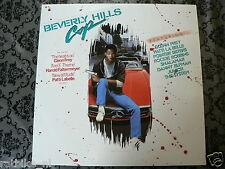 LP RECORD VINYL COVER OLDTIMER MERCEDES SL CABRIO BEVERLY HILLS COPS EDDIE MURPH