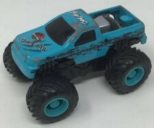 Muscle Machines: Bigfoot Jurassic Park Monster Truck: Pullback Action Jaw 2 Claw