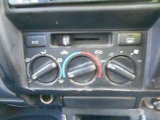 1997 TOYOTA PRADO 95 SERIES 3.4L V6 4x4 HEATER CONTROL PANEL (S/N V7483-W1)