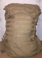 USMC FILBE MARINE RUCKSACK MAIN PACK COYOTE BROWN USGI