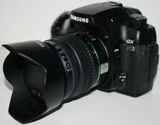 REFLEX NUMÉRIQUE / DIGITAL SAMSUNG GX20 (= PENTAX K20D) + PENTAX DA 18-55MM
