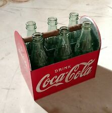 Reproduction Coca Cola Carriers Amp Caddies Ebay