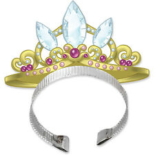 TANGLED SPARKLE TIARA HEADBANDS (4) ~ Birthday Party Supplies Favors Dress Up