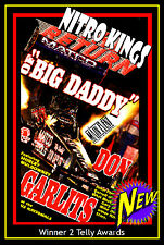 "Drag Racing ""Big Daddy"" Don Garlits goes 300mph, A Main Event Entertainment DVD"
