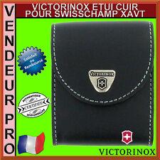 VICTORINOX ETUI CEINTURE SPECIAL POUR COUTEAU SUISSE SWISSCHAMP XAVT 4.0521.XAVT