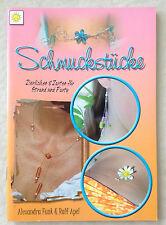 Vielseidig Schmuckstücke Ketten Ohrringe usw. aus Perlen Draht usw.