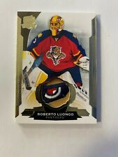 2014-15 The Cup Gold #38 Roberto Luongo JSY