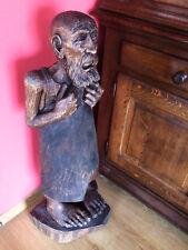 Scultura in legno | GIOBBE | Benedykt Janaszek