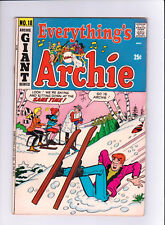 Everything's Archie #18 Fine+(6.5) 52 page giant issue