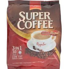 Super Coffee 3 In 1 Regular 30 Sachets x 20g