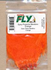 "2 inch /"" Orange /"" FREE SHIPPING BUGGERBOU LOOSE FEATHERS MARABOU select"