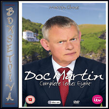 DOC MARTIN  - COMPLETE SERIES 8 - EIGHTH SERIES *BRAND NEW DVD***