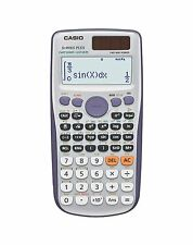 Casio FX-991ES PLUS Scientific Calculator Regression Analysis Metric Conversions