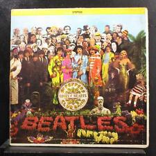 The Beatles - Sgt. Pepper's Lonely Hearts Club Band LP VG+ SMAS-2653 Rainbow Lbl