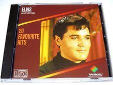 cd-album, Elvis Presley - Movie Festival, 20 Favourite Hits