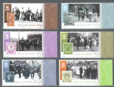 Isle of Man-King George V set mnh-royalty