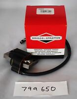 Genuine O.E.M. 799650 BRIGGS & STRATTON IGNITION COIL, ARMATURE-MAGNETO   795315