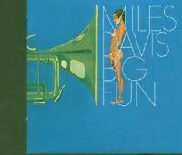 "MILES DAVIS ""BIG FUN"" 2 CD NEW+"