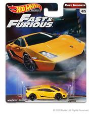 RARE Hot Wheels Silver Nissan Skyline Gt-r (bnr34) Fast and Furious 7 R34